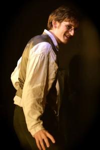 Rob as creepy main chracater